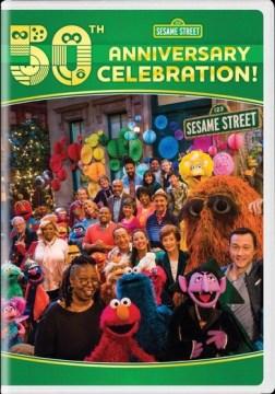 Sesame Street's 50th Anniversary Celebration.