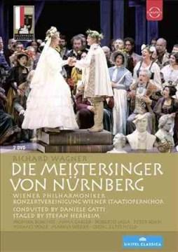 Wagner - die meistersinger von nurnberg.