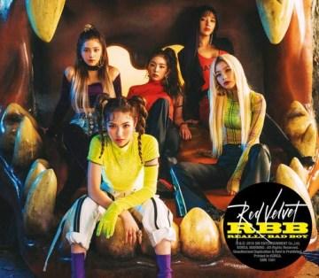 RBB - performer Red Velvet (Musical group)