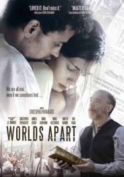 Worlds apart.