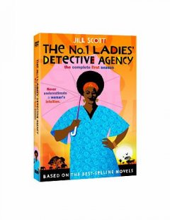 The No. 1 Ladies' Detective Agency : The complete first season [3-disc set]