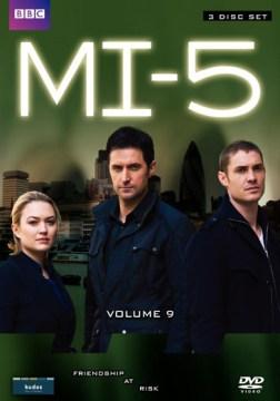 MI-5. Volume 9 [3-disc set]