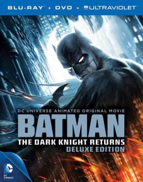 Batman : the Dark Knight returns [2-disc set]