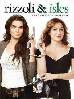 Rizzoli & Isles : the complete third season [3-disc set]