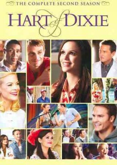 Hart of Dixie : The complete second season [5-disc set]