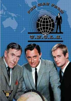 The Man From U.N.C.L.E. : the complete season 2, part 2 [discs 7-10].