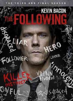 The Following - The Complete Third Season.