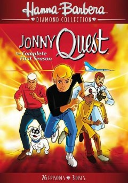 Jonny Quest : the complete first season [3-disc set]