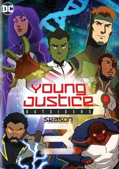 Young Justice: Outsiders Season 3.