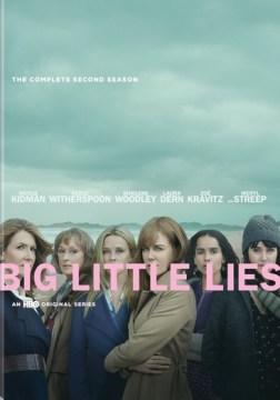 Big little lies : the complete second season [2-disc set]
