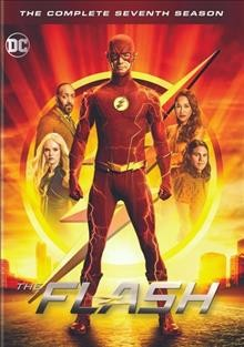 The flash : the complete seventh season [4-disc set]