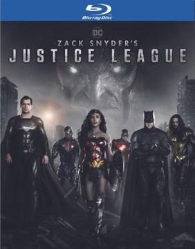 Zack Snyder's Justice League [2-disc set]