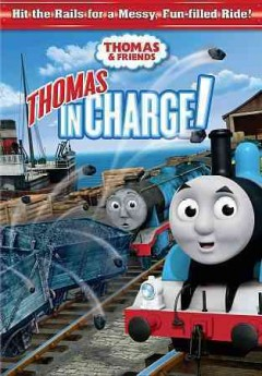Thomas & friends : Thomas in charge