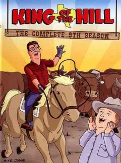 King of the Hill Season 9.