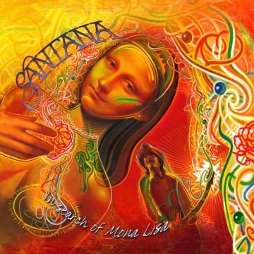 In Search of Mona Lisa -  Santana