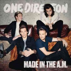 Made in the A.M. - performer One Direction (Musical group)