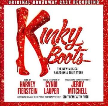 Kinky boots : original Broadway cast recording.