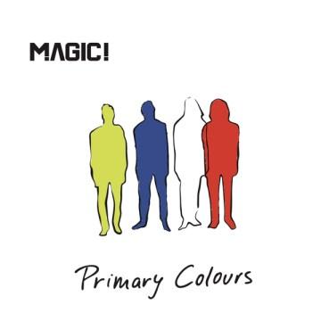 Primary colours - composer Magic! (Reggae group)