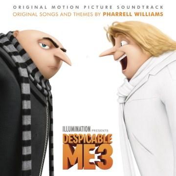 Despicable me 3 : original motion picture soundtrack