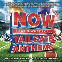 Now that's what I call tailgate anthems.