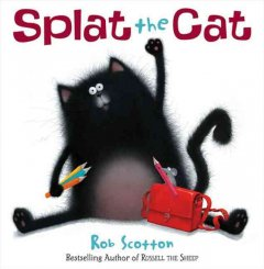 Splat the cat : ...and other funny stories.