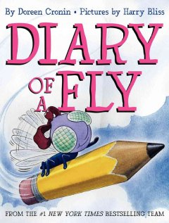 Diary of a fly (Tumblebook) - Doreen Cronin