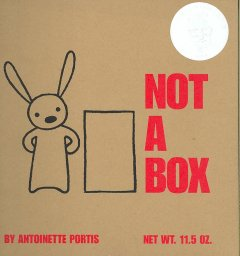 Not a box - Antoinette Portis