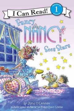 Fancy Nancy sees stars - Jane O'Connor