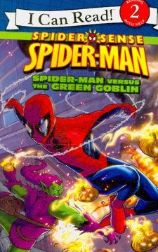 Spider-Man versus the Green Goblin - Susan Hill