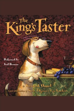 The king's taster - Kenneth Oppel