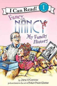 My family history - Jane O'Connor