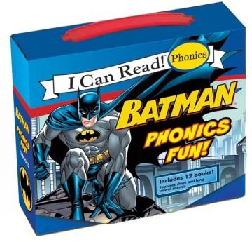 Batman : phonics fun