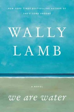 We are water : a novel / Wally Lamb - Wally Lamb