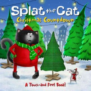 Splat the Cat : Christmas countdown - Rob Scotton