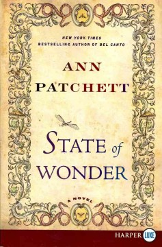 State of wonder - Ann Patchett