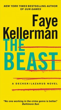 The beast : a Decker - Faye Kellerman