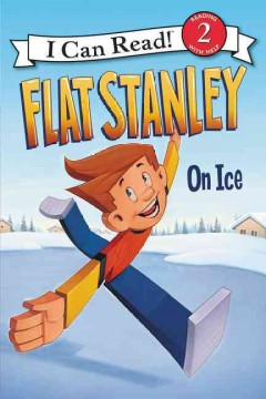 Flat Stanley on ice - Lori Haskins Houran