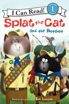 Splat the cat and the hotshot - Laura Driscoll