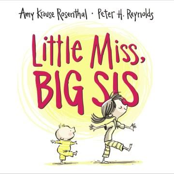 Little Miss, big sis - Amy Krouse Rosenthal