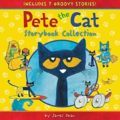 Pete the cat storybook collection - James Dean