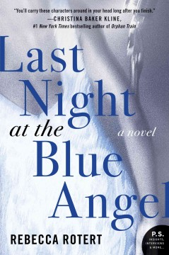 Last night at the blue angel : a novel - Rebecca Rotert