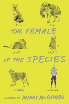 The female of the species  / Mindy McGinnis - Mindy McGinnis