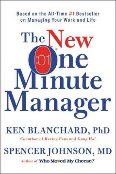 One Minute Manager - Ken; Johnson Blanchard