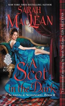 Scot in the Dark - Sarah MacLean
