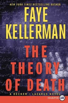 Theory of Death - Faye Kellerman