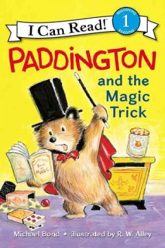 Paddington and the magic trick - Michael. author Bond