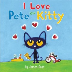 I love Pete the kitty - James Dean