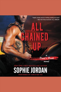 All chained up - Sophie Jordan