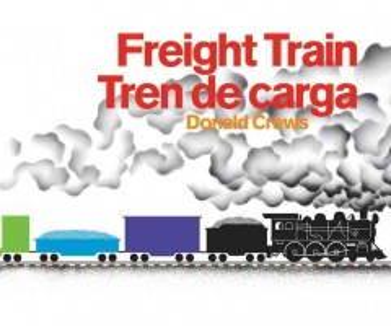 Freight train = Tren de carga - Donald Crews