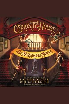 The screaming statue - Lauren Oliver
